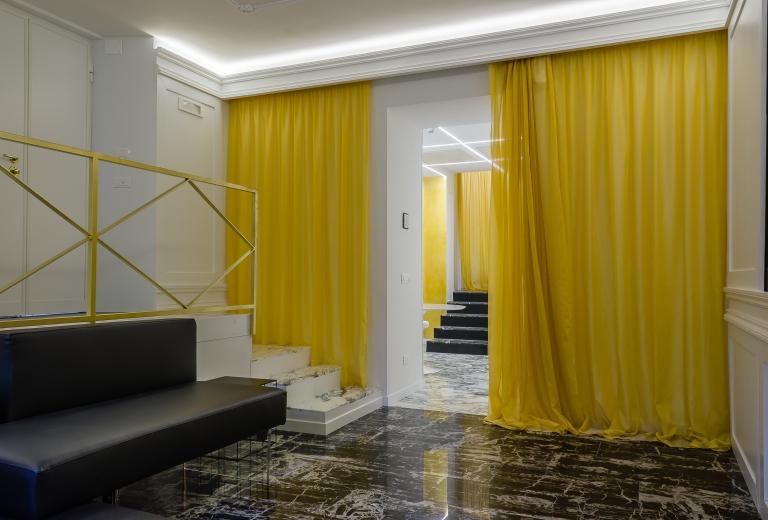 foto interni- Via di porta Pinciana-4