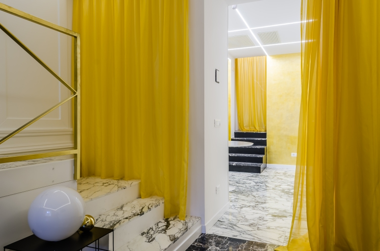 foto interni- Via di porta Pinciana-9