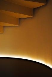 ristrutturazione di interni roma_scala_led