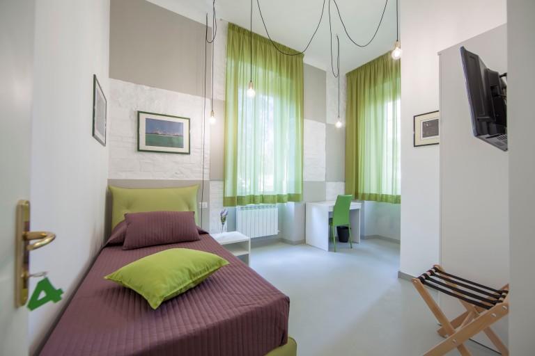B&B_green_bedroom_fastlabarchitetti_02_architecture
